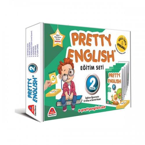 Pretty English Eğitim Seti 2.Sınıf