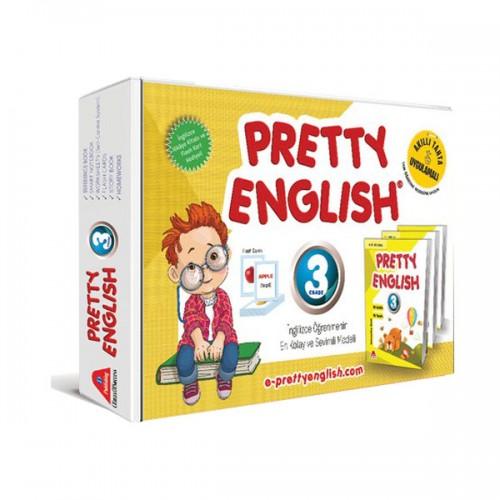 Pretty English Eğitim Seti 3.Sınıf