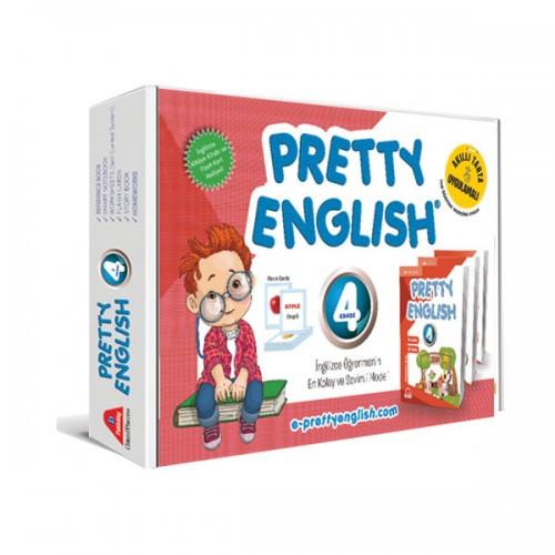 Pretty English Eğitim Seti 4.Sınıf