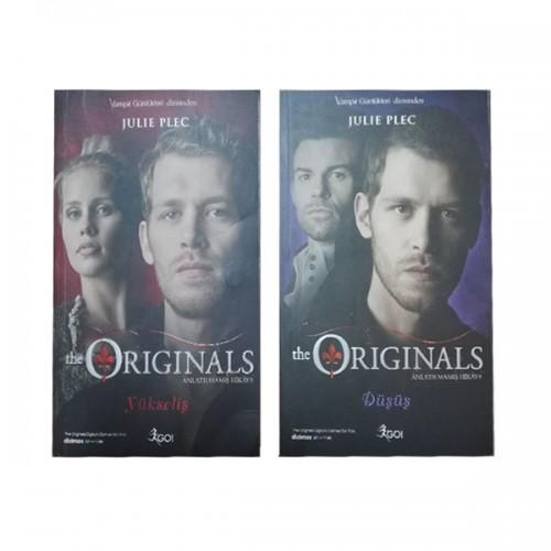 The Originals Düşüş ve Yükseliş 2 Kitap ( Julie Plec )
