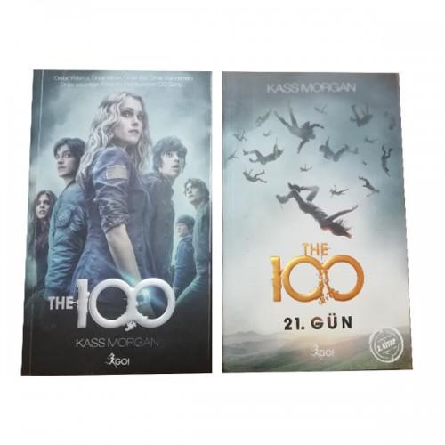 The 100 ve The 100 21. Gün 2 Kitap New York Times Çok Satan ( Kass Morgan )