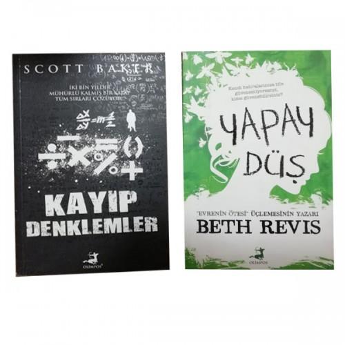 Kayıp Denklemler - Yapay Düş 2 Kitap ( Scott Baker - Beth Revis ) Olimpos Yayınları