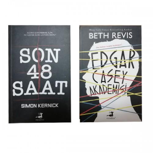 Son 48 Saat - Edgar Casey Akademisi ( Simon Kernick - Beth Revis ) Olimpos Yayınları