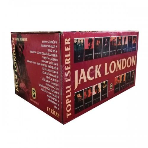 Jack London Toplu Eserler 17 Kitap