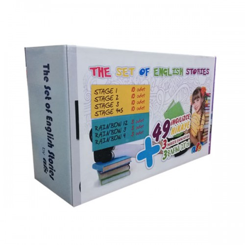 The Set of English Stories AFS Yayınları 4 ve 5.Sınıf