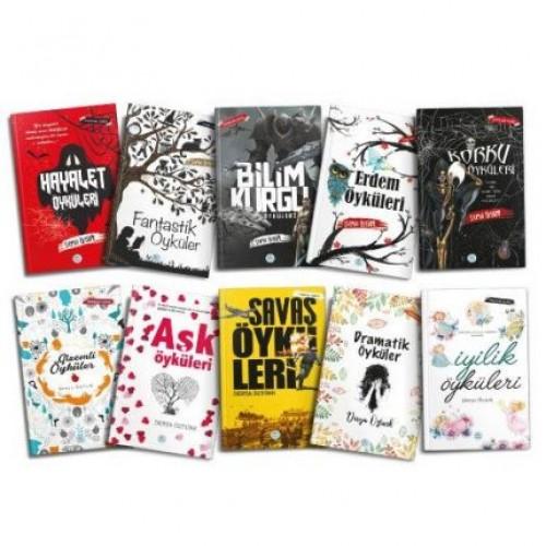 Öyküler Dizisi 10 Kitap Derya Öztürk