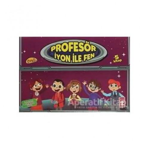 3 ve 4.Sınıf Profesör İyon İle Fen