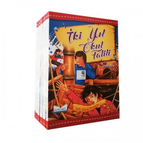 3 ve 4.Sınıf Dünya Çocuk Klasikleri Seti 10 Kitap