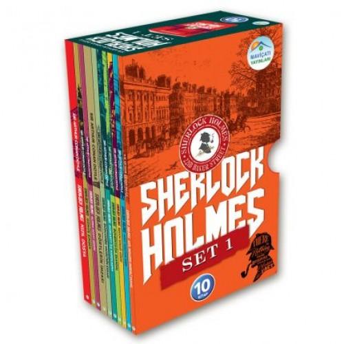 Ortaokul Sherlock Holmes Seti 10 Kitap