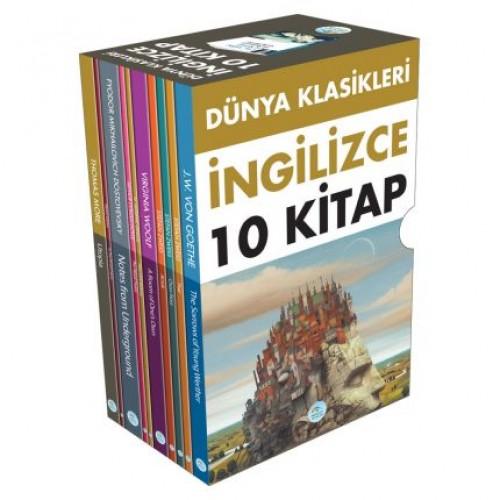 İngilizce Dünya Klasikleri Seti 10 Kitap