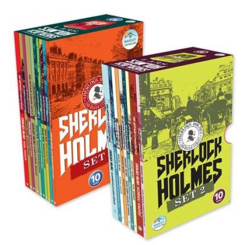 Ortaokul Sherlock Holmes Seti 20 Kitap