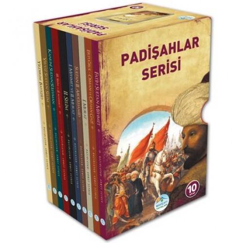 Osmanlı Padişahları Serisi 10 Kitap