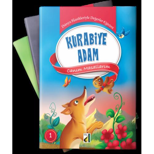 1.Sınıf Canım Masallar Serisi 10 Büyük Boy Kitap