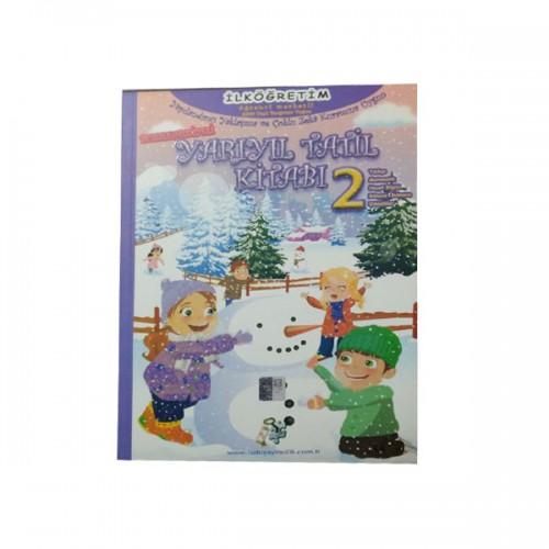2. Sınıf Kış Tatil Kitabı