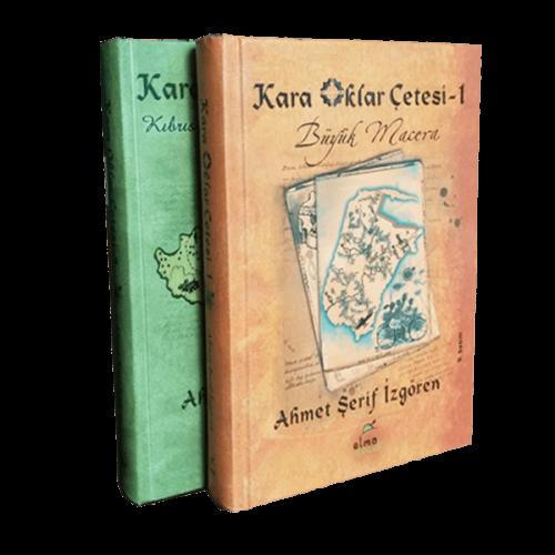 Kara Oklar Çetesi 2 Kitap Ahmet Şerif İzgören