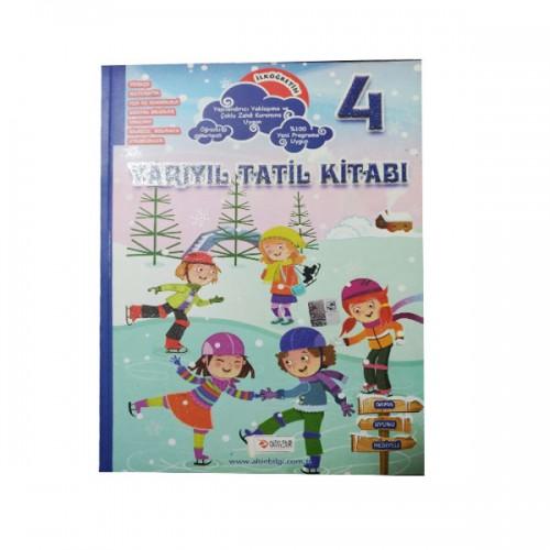 4. Sınıf Kış Tatil Kitabı