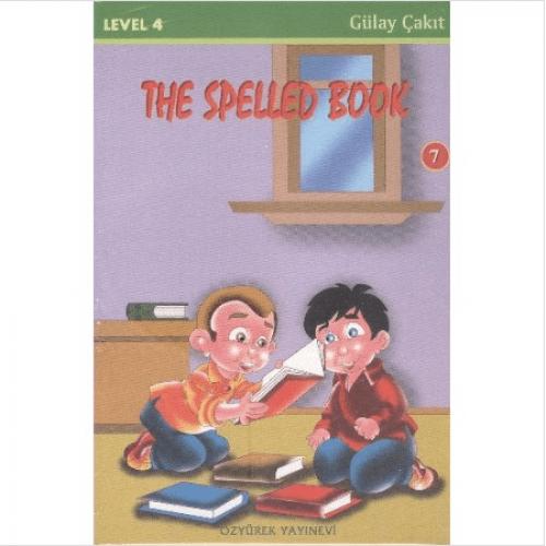 Özyürek 7. Sınıf İngilizce Hikaye Seti Level 4 (10 Kitap)