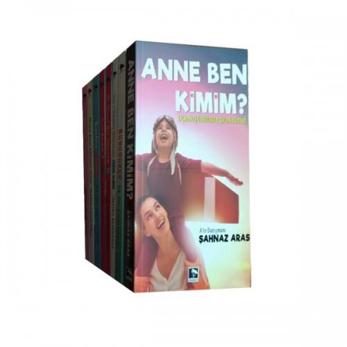 Aile ve Çocuk Gelişimi  Seti 8 Kitap
