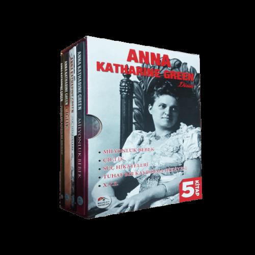 Anna Katharine Green Polisiye Macera seti