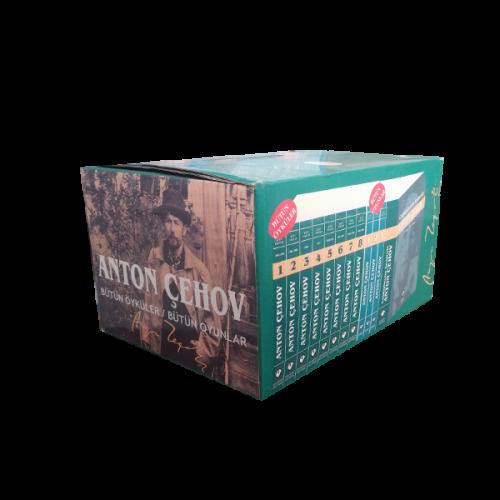 Anton Çehov Tüm Eserleri 12 Kitap