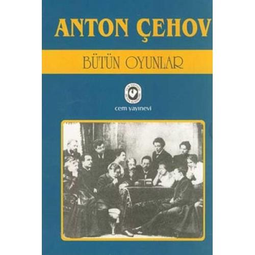 Anton Çehov Bütün Oyunlar Seti 3 Kitap