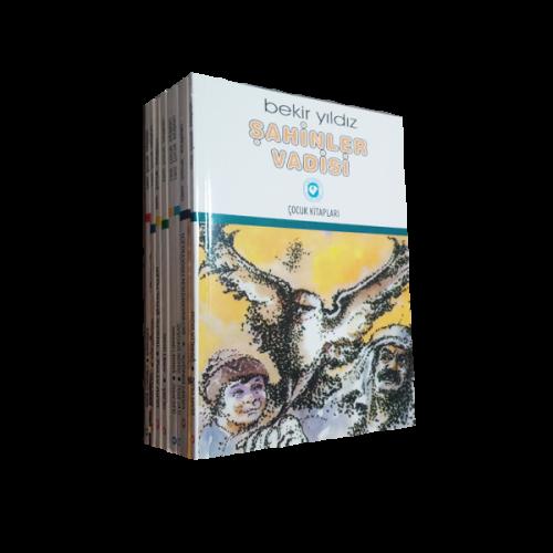 Cem Çocuk Kitabı Seti 8 Kitap