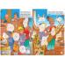 1. Sınıf Çıkartmalı Hikaye Kitabı Seti 10 Kitap 40 Çıkartma