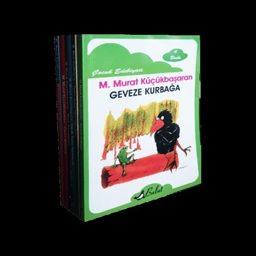 Çocuk Edebiyatı Dizisi  6 Kitap