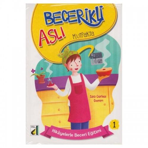 3 ve 4. Sınıf Becerikli Aslı Hikayelerle Beceri Eğitimi Seti 5 Kitap