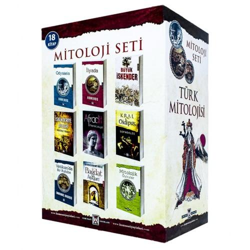 Dev Mitoloji Seti 18 Kitap