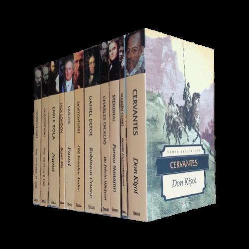 Dünya Klasikleri Seti 10 Eser 11 Kitap-1