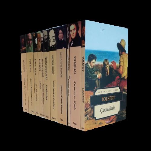 Dünya Klasikleri Seti 10 Eser 11 Kitap-3