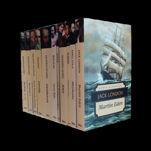 Dünya Klasikleri Seti 10 Eser 11 Kitap-4