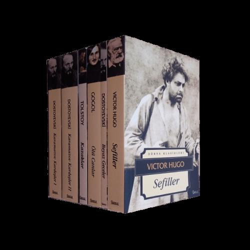 Dünya Klasikleri Seti 5 Eser 6 Kitap-1