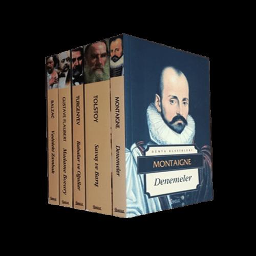 Dünya Klasikleri Seti 5 Kitap-1