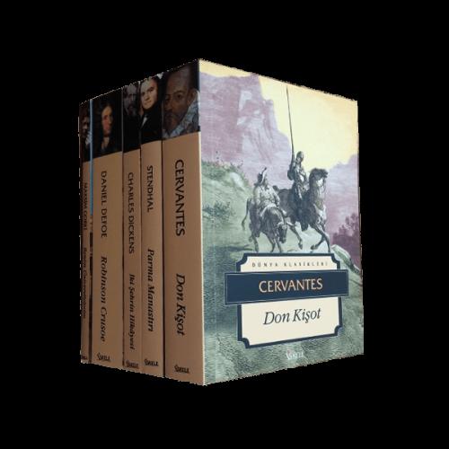 Dünya Klasikleri Seti 5 Kitap-2