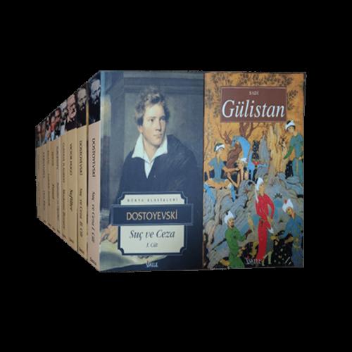 Dünya ile Türk ve Doğu Klasikleri 22 Eser 23 Kitap