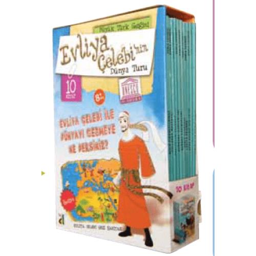 Evliya Çelebi Dünya Turu Kitap Seti