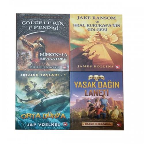 Fantastik Kitap Seti 15 Kitap