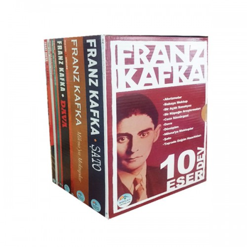 Franz Kafka 10 Eser Seti