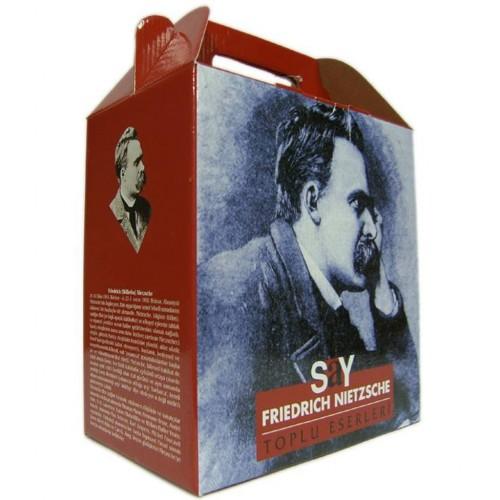 Friedrich Nietzsche Toplu Eserleri 19 Kitap