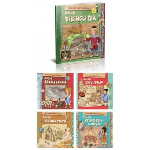 Geçmişten Gelen Çocuklar Seti 5 Kitap