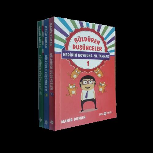 Güldüren Düşünceler Kitap Seti Ortaokul-Lise