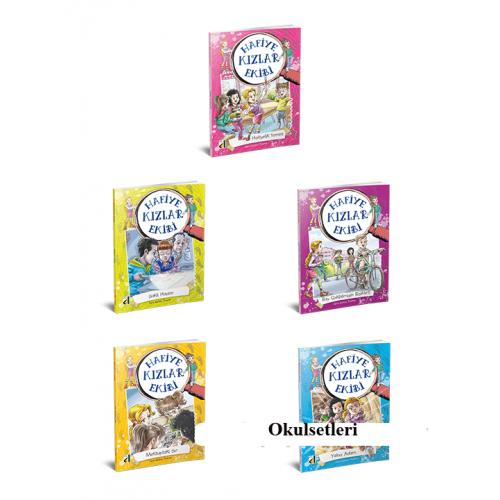 4 ve 5.Sınıf Hafiye Kızlar Ekibi Set 1