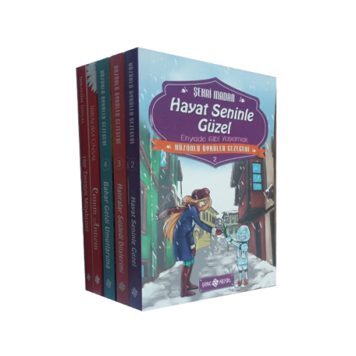Hüzünlü Öyküler Seti 5 Kitap