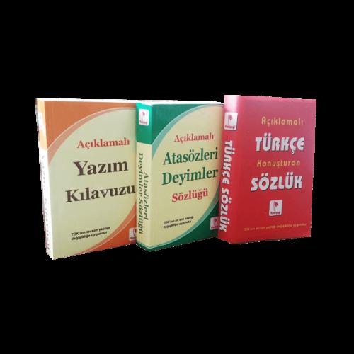İlköğretim Sınıfları Türkçe Sözlük Seti