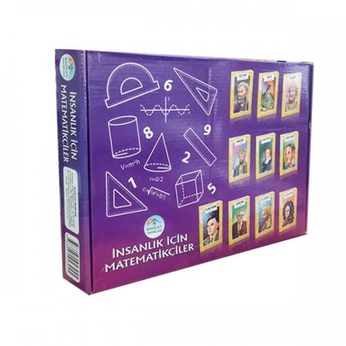 İnsanlık İçin Matematikçiler 10 Kitap