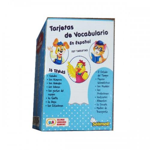 İspanyolca Dil Kartları 127 Kart (Flaş Kartlar)