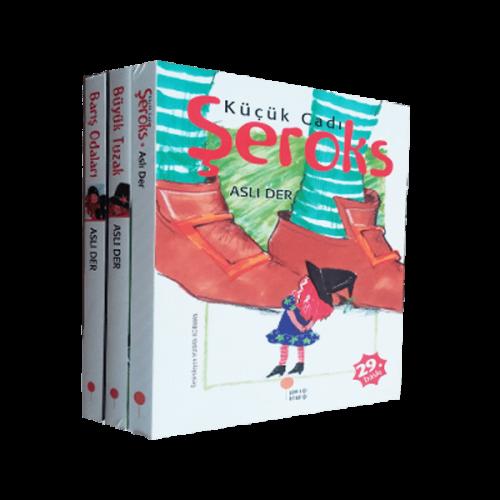 Küçük Cadı Şeroks 3 Kitap