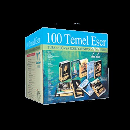 100 Temel Eser Seti 22 Kitap (Dünya, Türk ve Doğu Klasikleri)